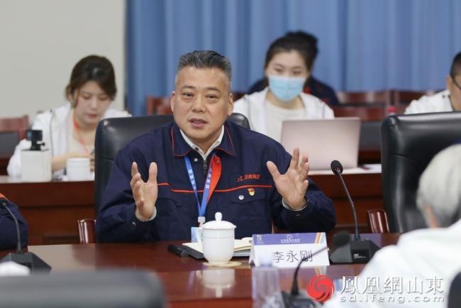 """济南小鸭集团董事长李永刚:""""快乐小鸭""""转型升级,向""""新""""发展"""