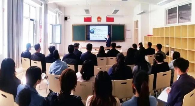 山东师大基础教育集团组织骨干教师赴合作学校进行视导交流