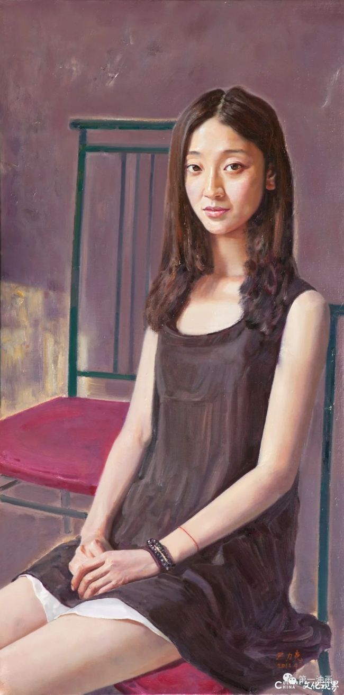 色调柔和 笔触含蓄 画面宁静——著名画家王力克作品中古典主义的现代言说方式