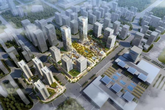 样板之作,全业态兑现——绿地济南城际空间站助力泉城强省会建设