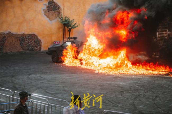 """""""速度与激情""""霸气上演,5月29日,济南融创文旅城将正式与泉城市民见面"""