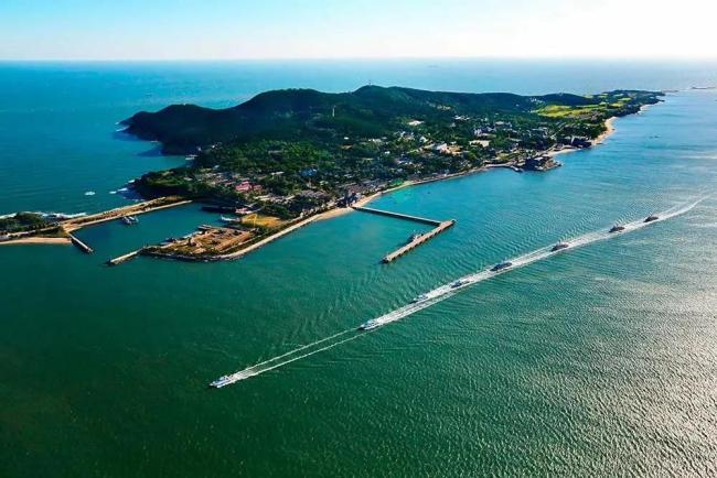 400多年、58处古建、6座炮台……一组神奇的数字,揭秘威海刘公岛