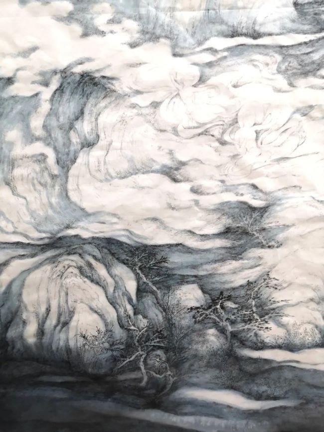一花一树一世界,且思且乐且挥毫——青年画家刘明漫谈艺术创作的轨迹
