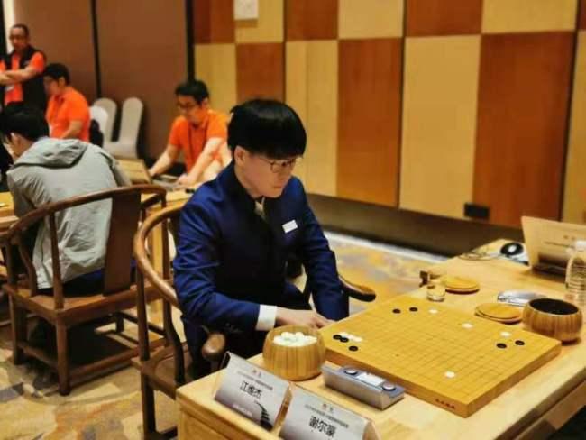 鲁军主将江维杰击败世界冠军谢尔豪,山海大象成为赢家