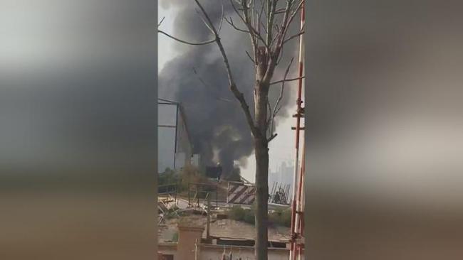 海信地产项目频繁发生火灾,原因被指违章操作、野蛮施工等