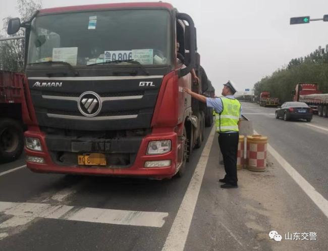 山东交警全力做好端午节假期交通安保工作