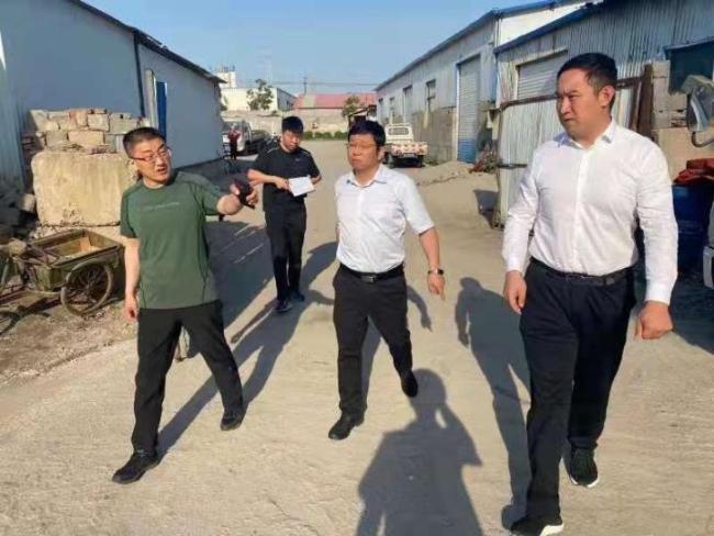 淄博高新区综合行政执法局与应急管理局第一时间召开创城工作部署动员会