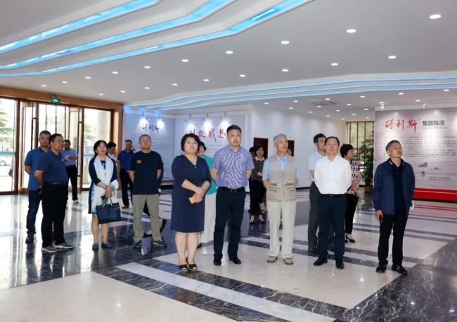 中国肉类协会专家组到得利斯集团调研,充分肯定其30多年的发展成就