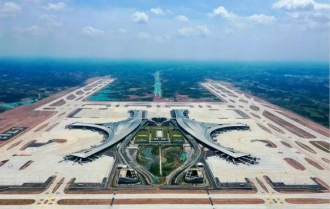 成都麦隆电气助力天府国际机场启航腾飞