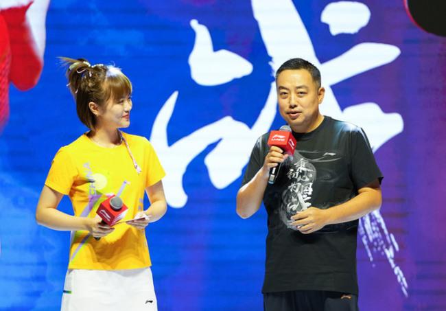 东京奥运会大战在即,刘国梁:备战5年了,国乒准备好了