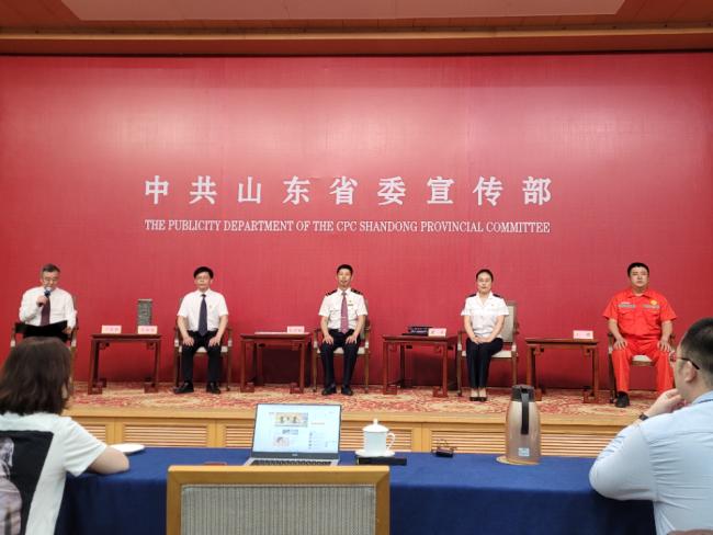 4位基层党员代表亮相山东省委宣传部记者见面会