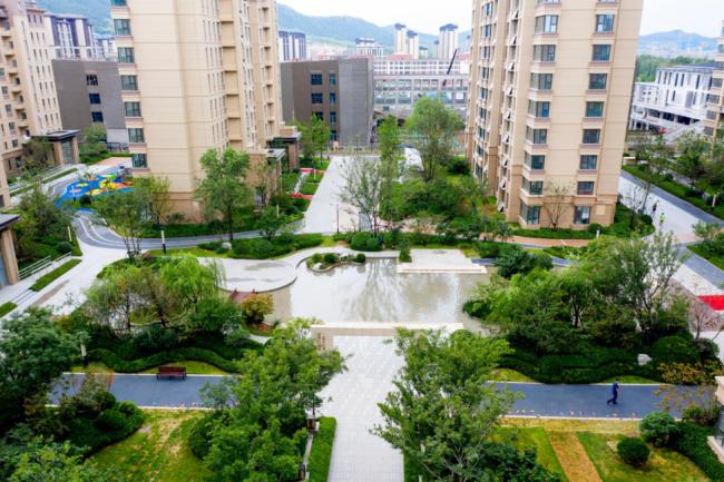 全龄共享 山水和鸣——济南海信·彩虹谷延伸美好家园、安放理想生活
