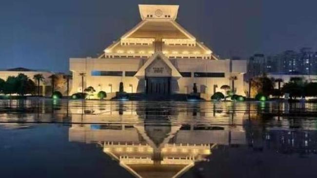 河南安阳殷墟博物馆安然度过暴雨灾害,漏水建筑已进行修缮