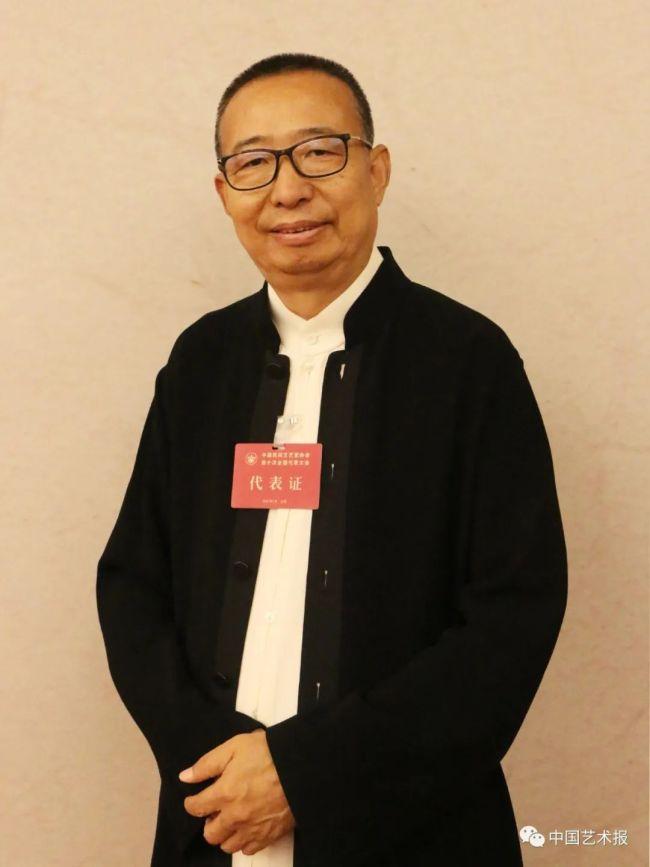 潘鲁生当选中国民间文艺家协会第十届主席