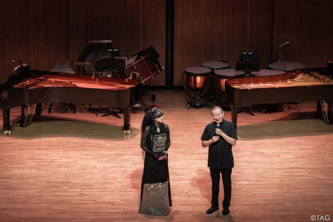 青岛西海美术馆即将开放,著名音乐家谭盾以《大地》之音奏响开幕序曲