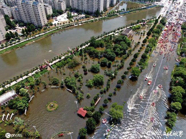 洪涝灾害已造成河南、山西、内蒙古等地96人死亡失踪