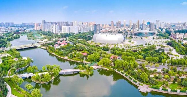 """山东明确省会、胶东、鲁南经济圈""""十四五""""一体化发展规划,大力发展菏泽新区"""