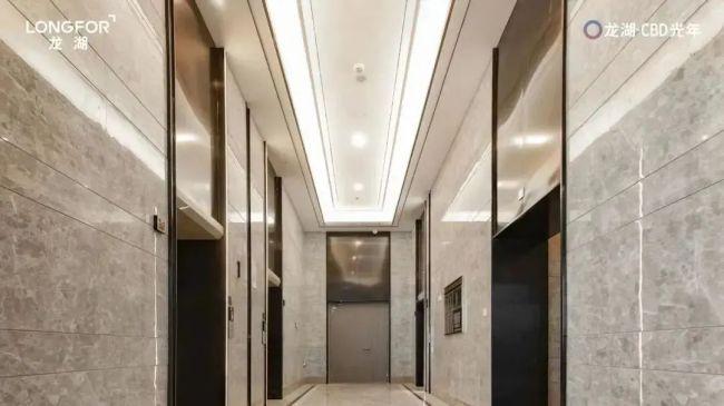 收房验房线上搞定,租房装修一站配齐——济南龙湖CBD光年如期交付
