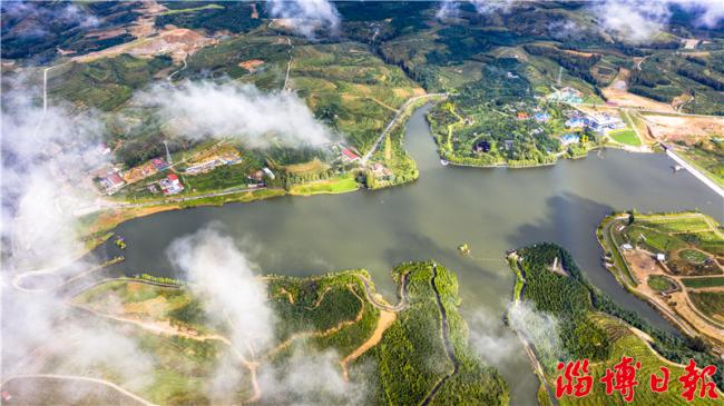 董方军投资4亿元打造淄博沂河源田园综合体,带领父老乡亲共同富裕