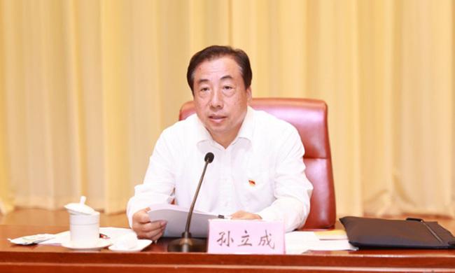 """孙立成在《求是》发表署名文章:奋力书写""""造福人民的幸福河""""时代答卷"""