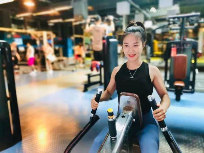 中健健身教练王晓悦:去发光,而不是被照亮