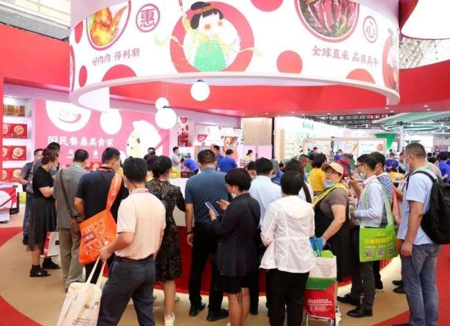 """得利斯以""""新形象""""赢得第十九届中国国际肉类工业展览会精彩不断"""
