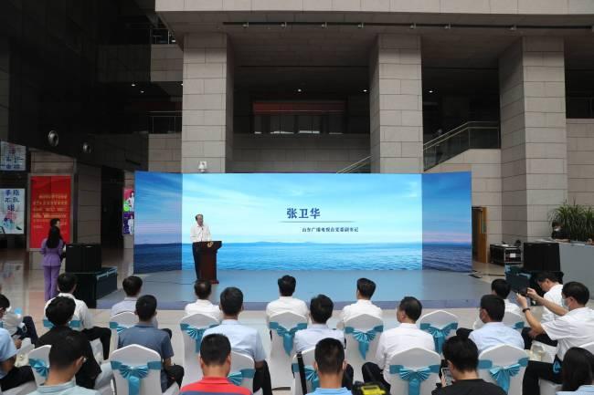 第六届威海·乳山牡蛎文化节宣传推介仪式在济南举行