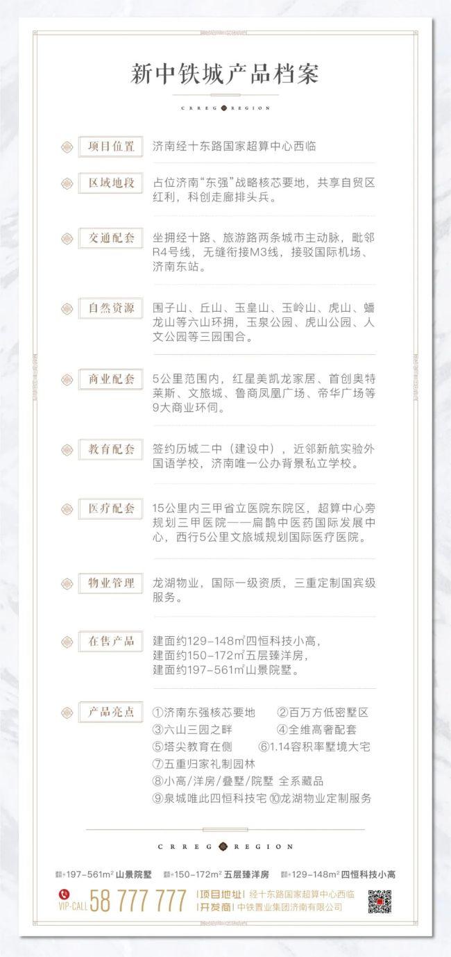 济南东C位崛起,新中铁城抢占置业新高地