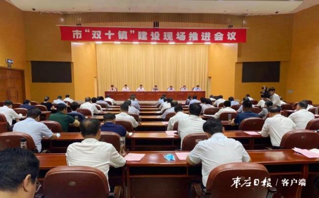 """枣庄:把""""双十镇""""建设作为""""工业强市、产业兴市""""的重要战场,全面提升乡村振兴水平"""