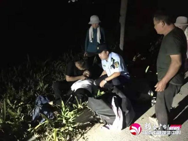 孕妇遇车祸,泰安新泰市执法队员伸出援手,践行初心与使命