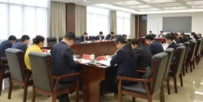 淄博高新区召开重大项目调度会,进一步明确任务、压实责任,确保各重大项目加速推进