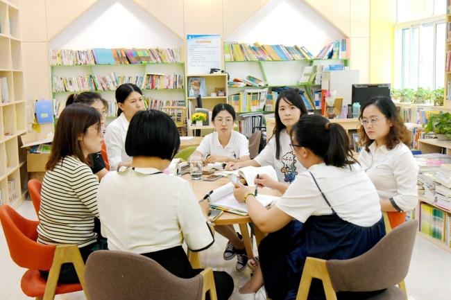 教学有方向、研究有章法、教研有对话——山师齐鲁实验学校全面提升课堂英语教学水平