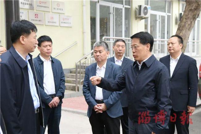 淄博提出建设老年友好型城市,切实让老年人享受高品质有尊严的生活