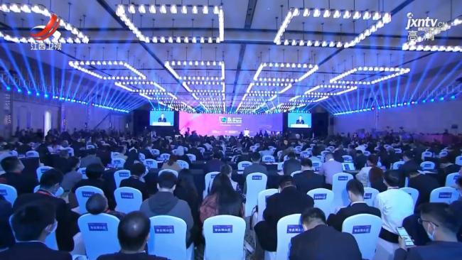 绿地会展再创辉煌——2021世界VR产业大会在南昌绿地国博中心开幕