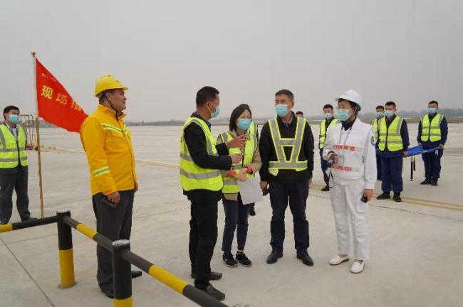 这就是山东· 菏泽|仅204天,牡丹机场旅客吞吐量突破30万人次
