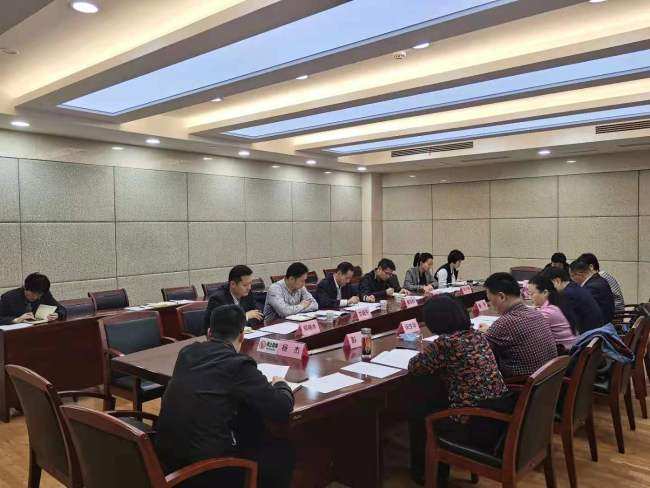 省委统战部召开省级民主党派工作双月座谈会