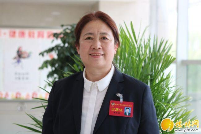 赵红丽委员:提高普惠性民办幼师待遇
