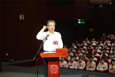 陈晓勇当选渭南市长