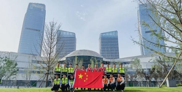 """中建新疆建工西北公司:用劳动""""建""""证祖国的更美好"""