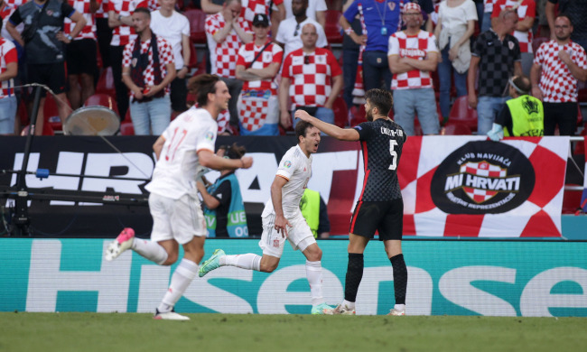 世界杯冠亚军出局,瑞士、西班牙晋级欧洲杯8强