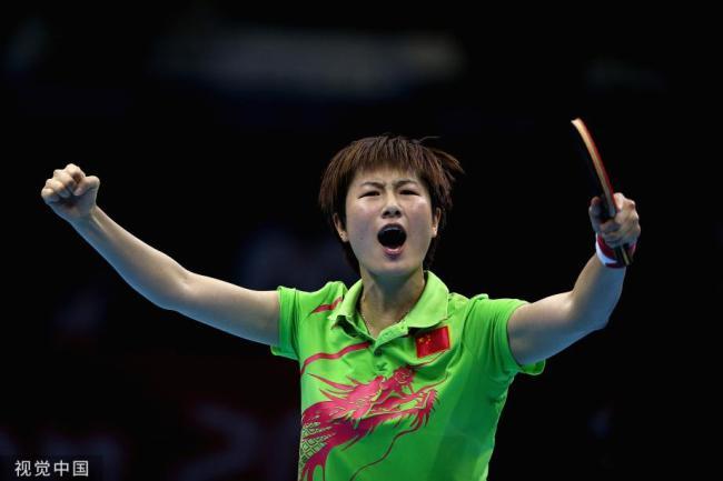 [图]丁宁退役入学北大 乒乓生涯获21个世界冠军