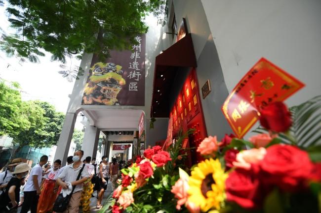 广州永庆坊微改造:记忆中的老广州回来了