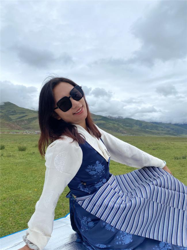 老城区走出的清华大学生——通过自己的努力,大力推广西藏区域品牌