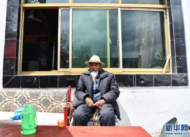 西藏翻身农奴影像档案:次多杰