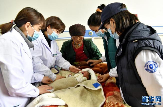 援藏医疗队情系聂拉木