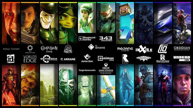 传微软将于3月23日举行游戏活动 可能将专注于B社游戏