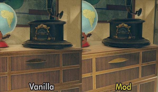 《辐射76》高清材质MOD 35GB内容让游戏焕然一新