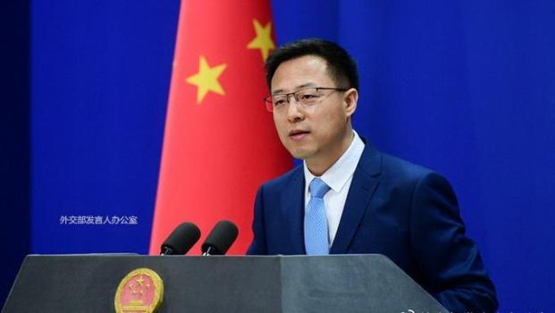 """外媒炒作""""中国试射高超音速导弹"""" 外交部回应:航天器试验"""