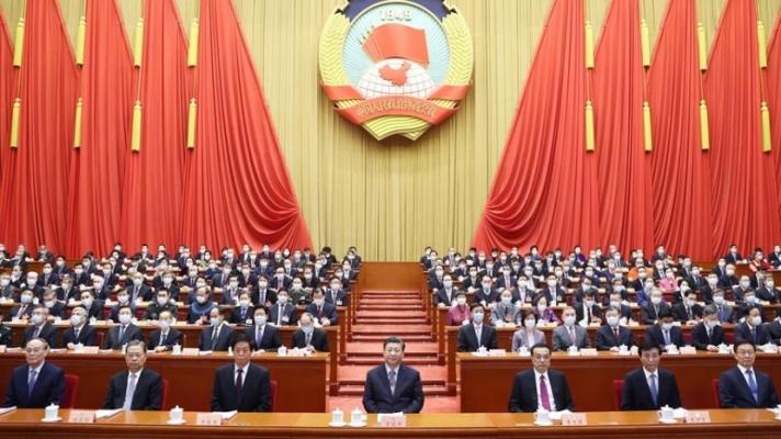 全国政协十三届四次会议在北京开幕