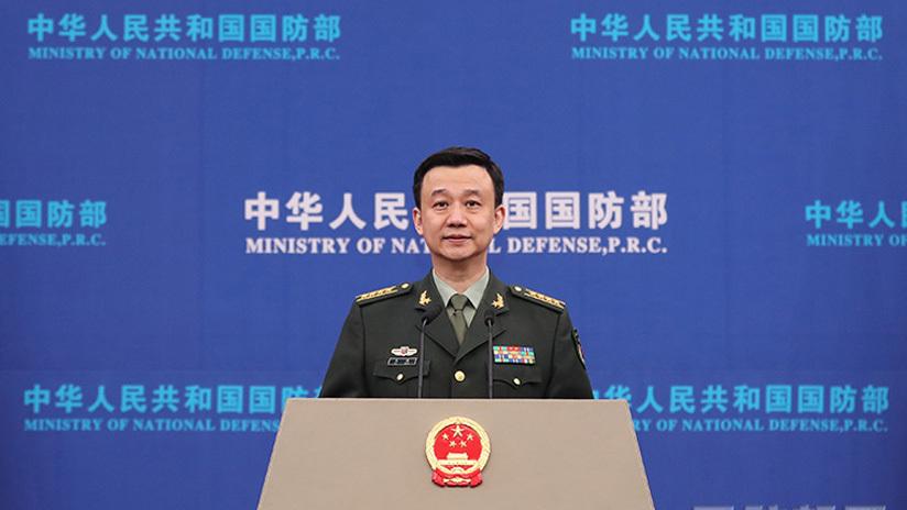 国防部:遏制中国是不可能完成的任务